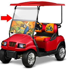 Golf Cart Rentals San Pedro Belize